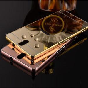 قاب آینه ای aluminium mirror case | SONY C5