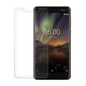 محافظ صفحه نمایش نانو پوشش منحنی CAFELE Nano glass | Nokia 6 2018