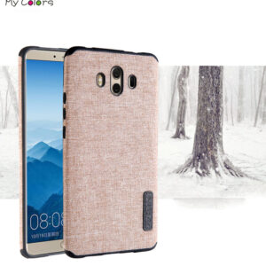 قاب طرح کتان گوشی Toraise cotton case | Huawei Mate 10