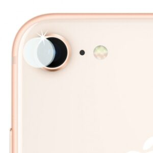 محافظ شیشه ای لنز دوربین Baseus Camera Lens Glass   iphone 8