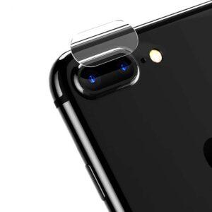 محافظ شیشه ای لنز دوربین آیفون Baseus Camera Lens Tempered Glass   iphone 8 Plus