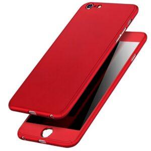 قاب گوشی ۳۶۰درجه پلاستیکی Full case 360 2in1   iphone 6