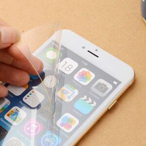 محافظ صفحه نمایش نانو پوشش کامل اپل CAFELE Nano Glass | iphone 6 Plus