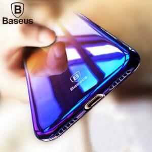 قاب ژله ای بیسوس گلکسی اپل TPU Baseus case | iphone 8 Plus
