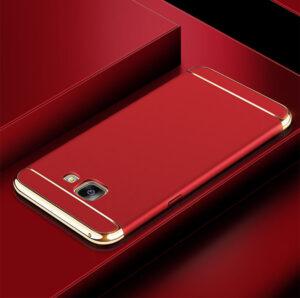 قاب سه تیکه گوشی سامسونگ گلکسی ipaky luxury case 3in1 | A7 2016