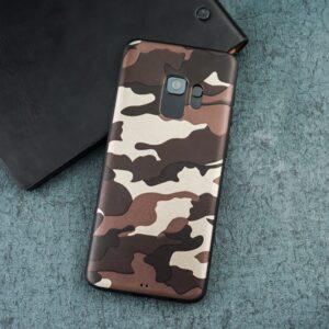 قاب طرح چریک گوشی سامسونگ Lack camouflage Army case | A8 Plus 2018