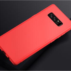 قاب گوشی ژله ای نرم سامسونگ Msvii back cover | Galaxy Note 8