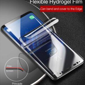 محافظ صفحه نمایش نانو تمام صفحه سامسونگ CAFELE Nano Glass | Galaxy S8
