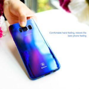 قاب ژله ای بیسوس سامسونگ TPU Baseus case | Galaxy S8