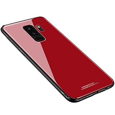 قاب شیشه ای Makavo Glass case | Samsung S9 Plus