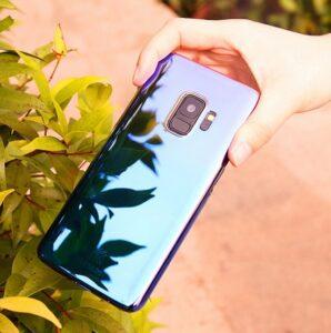 قاب ژله ای بیسوس TPU Baseus case | Galaxy S9 Plus