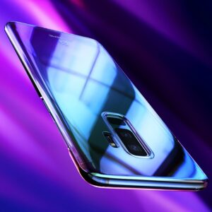 قاب ژله ای سامسونگ TPU Baseus case | Galaxy S9