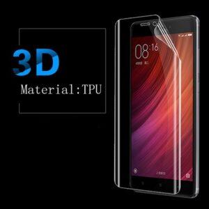 محافظ صفحه نمایش نانو منحنی پوشش کامل شیائومی Nano Glass | Redmi Note 4x