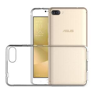 قاب محکم ژله ای شفاف ایسوس USAMS transparent case | Zenfone ZC554kl 5.5 inch