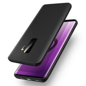 قاب ژله ای نرم گوشی گلکسی Msvii back cover | Galaxy S9 Plus