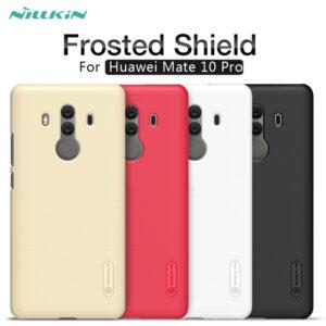 قاب محافظ نیلکین گوشی Frosted shield Nillkin case | Mate 10 Pro