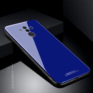 قاب محکم پشت گلس هواوی Makavo Glass case | Huawei Y7 Prime