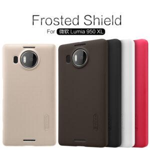 قاب محافظ نیلکین گوشی لومیا Frosted shield Nillkin case | 950 XL