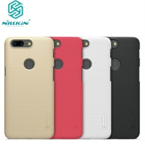 قاب محافظ نیلکین Frosted shield Hard Plastic Nillkin case | OnePlus 5T