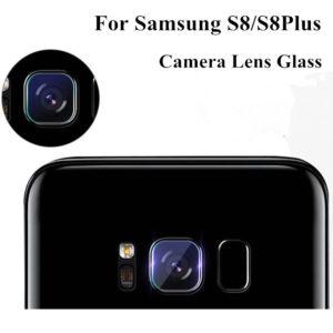 محافظ لنز دوربین شیشه ای سامسونگ Baseus Camera Lens Tempered Glass | S8