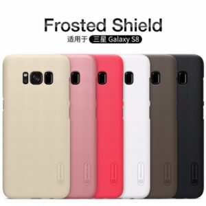 قاب محکم نیلکین گوشی Frosted shield Nillkin case | Galaxy S8