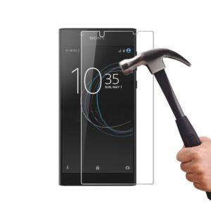 محافظ صفحه نمایش شیشه ای سونی Remax tempered glass | Sony L1