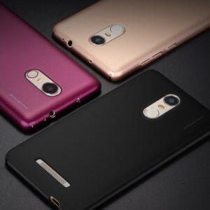 قاب ژله ای گوشی x-level case | Xiaomi redmi note 3