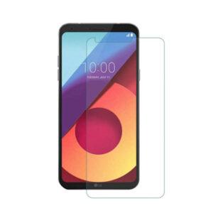 محافظ صفحه نمایش شیشه ای الجی Remax 9H tempered Screen Glass | LG Q6