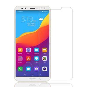 محافظ صفحه نمایش LCD شیشه ای آنر Remax tempered glass | Honor 7c