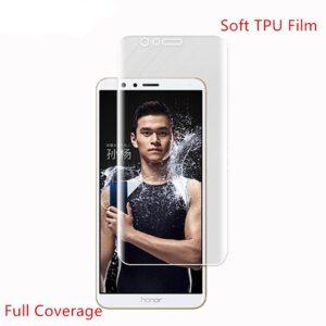 محافظ نانو تمام چسب پوشش منحنی CAFELE Nano screen protector | Honor 7x