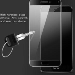 محافظ صفحه نمایش نانو تمام چسب فول سایز آنر BUFF Nano 5D full glass   Honor 8 Lite