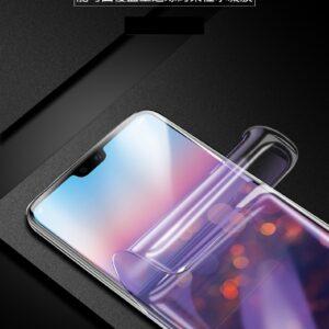 گلس نانو تمام چسب پوشش منحنی آنر CAFELE Screen Protector Nano Glass | Honor 10