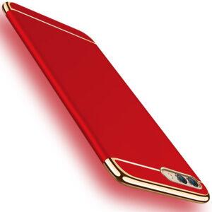 قاب محکم سه تیکه لاکچری آنر luxury 3in1 ipaky case | Honor 9 Lite