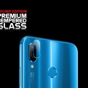 محافظ لنز دوربین شیشه ای هواوی Baseus 9H Back Camera Lens Glass P20 lite | Nova 3e