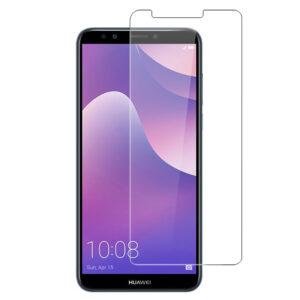 محافظ صفحه نمایش LCD شیشه ای Remax tempered glass | Y5 Prime 2018