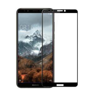 محافظ صفحه نمایش تمام چسب فول سایز BUFF Nano full glass | Y7 Prime 2018