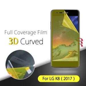 محافظ صفحه نمایش نانو تمام چسب الجی CAFELE Flexible Nano glass | K8 2017