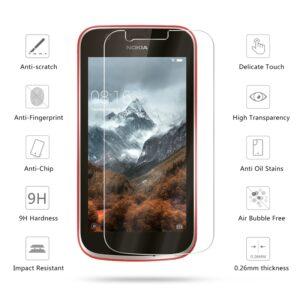 محافظ صفحه نمایش شیشه ای نوکیا Remax 9H tempered glass | Nokia 1