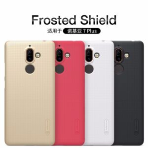 قاب محافظ نیلکین فراستد شیلد نوکیا Frosted shield Nillkin case | Nokia 7 Plus