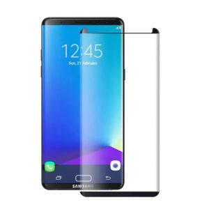 محافظ صفحه نمایش تمام چسب فول سایز BUFF Nano full glass | Galaxy Note 8