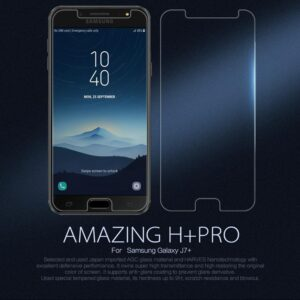 محافظ صفحه نمایش شیشه ای سامسونگ Remax 9H tempered Screen Glass | Galaxy C8
