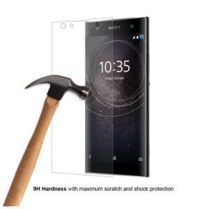 محافظ صفحه نمایش LCD شیشه ای سونی Remax tempered glass | Xa2 Ultra