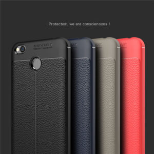 قاب محکم طرح چرم شیائومی AutoFocus leather case Redmi Y1 | Xiaomi Note 5a