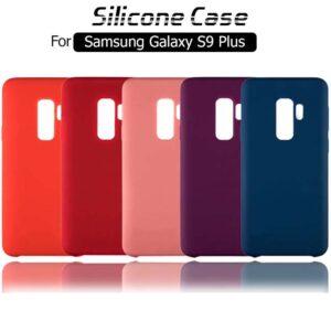 قاب سیلیکونی اوریجینال سامسونگ گلکسی Original Silicone Case | S9 Plus