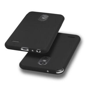 قاب گوشی ژله ای نرم الجی Msvii TPU back Case | LG Stylus 3