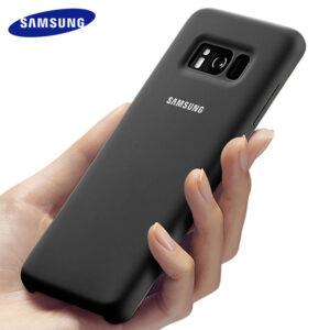 کاور سیلیکونی اوریجینال گوشی سامسونگ Original Silicone Case | Galaxy S8