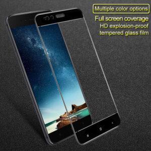 محافظ صفحه نمایش رنگی نانو تمام چسب شیائومی BUFF Nano full glass Xiaomi Mi 5x | Mi A1