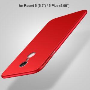 قاب محافظ ژله ای شیائومی Msvii Back Case   Xiaomi Redmi 5