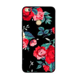 قاب گوشی طرح گل آنر Lack Flower Case | Honor 8 Lite