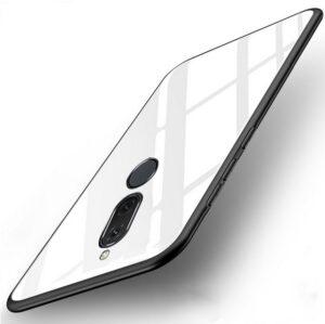 قاب محکم پشت گلس هواوی Makavo Glass case | Huawei Mate 10 Lite
